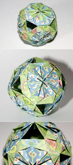 need to find the name of this kusudama