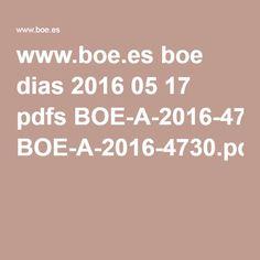 www.boe.es boe dias 2016 05 17 pdfs BOE-A-2016-4730.pdf