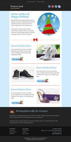 email newsletter | Content Heavy Digital Design | Pinterest ...