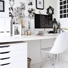 "14 curtidas, 1 comentários - Kancha Laboratory (@kanchalaboratory) no Instagram: ""Love white!  #workspace #designer #design #imac #apple"""