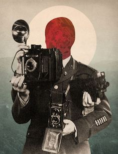 Illustrations & Collages by Chase Kunz