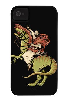 Raptored Phone Case for iPhone 4/4s,5/5s/5c, iPod Touch, Galaxy S4