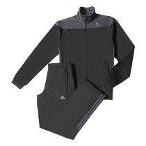 62f5dafe3825b new adidas ENTRY TRACK SUIT sz S M L 2XL black run gym Jacket + ...