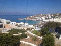 Donoussa island Cyclades