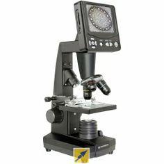 Bresser LCD Mikroskop 8,9 cm