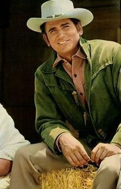 Michael Landon had a great laugh and sense of humor. He was a funny guy. He was an exceptional actor, writer and director. He was also a loyal friend. Michael Landon, Famous Celebrities, Celebs, Bonanza Tv Show, Tv Westerns, The Lone Ranger, Idole, Western Movies, Old Tv