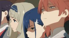 Miku Face Darling in the Franxx