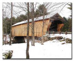Covered Bridge - New Hampshire