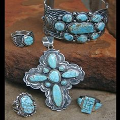 Turquoise is just beautiful