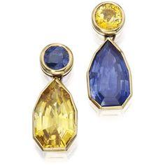 earrings ||| sotheby's n09199lot7mfmden ❤ liked on Polyvore featuring jewelry, earrings, wine jewelry, earrings jewellery and earring jewelry