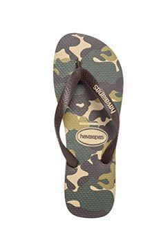 2cff1732b981 Havaianas Men s Top Camo Flip Flop Sandal