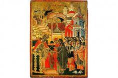 METANOIA - ALTAR ORTODOX: Prunca Maria a părăsit casa tatălui ei, schimbând-...