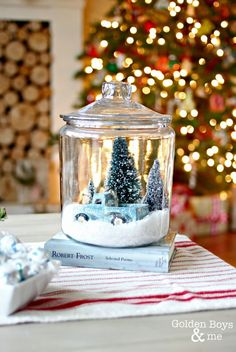 Although there are many ways to make your Christmas decorating unique and represent your style, adding a bit of elegance will bring your home to the next level. These inexpensive and fun ideas will...