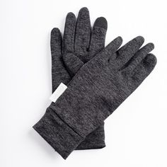 Lux Gloves are here! Touchscreen compatible, easy pull-on pull-off, and softer than ever.