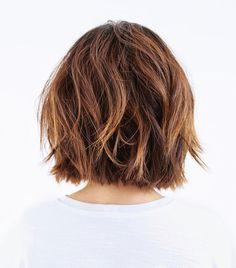 12 Pinnable Hair Color Ideas for Short Hair via @ByrdieBeauty
