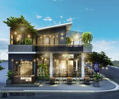 COFFEE & MATCHA HOUSE ĐỒNG NAI | MOREDESIGN™ Architects