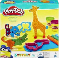 Play Doh Zoo Safari