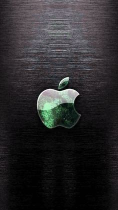 3D Apple Logo IPhone 5s Wallpaper