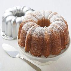 Brown Sugar Carmel Pound Cake Bundt cake Recipe | Just A Pinch Recipes