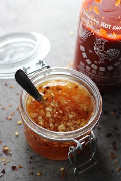 Never buy store-bought again! Easy homemade Asian Sweet Chili Sauce