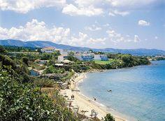 Tsilivi beach Zakynthos
