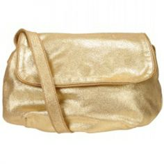 Besace dorée Naterra - Le dressing Mode de Captendance