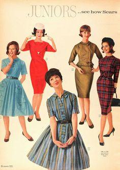 Sears 1961 Catalog Page 26