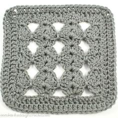 Effortless Baby Afghan | AllFreeCrochet.com