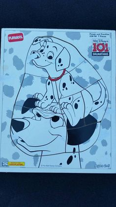 Check out this item in my Etsy shop https://www.etsy.com/listing/514918024/101-dalmatians-wooden-puzzle-pongo