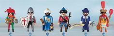 19. Trovador 20. Caballero de las cruzadas 21. Gran califa 22. Soldado Mongol 23. Marco Polo 24. Emperador inca