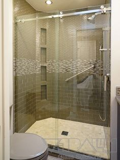 Aqua Glider Shower Doors. View more at http://showerenclosuresorlando.com/aquaglider.html