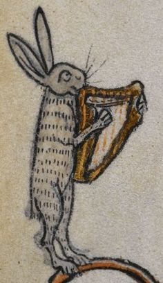 Detail from medieval manuscript, British Library Stowe MS 17 'The Maastricht Hours', f92v