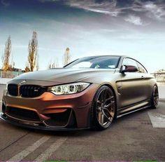 BMW F82 M4 bronze