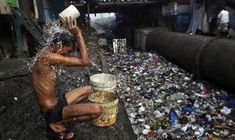 Non-Food Products Often The Overlooked Sources Of Water Pollution Make A Change, Change The World, Water Pollution Facts, Thanks For Everything, Back To Reality, World Religions, Slums, News India, Public Health
