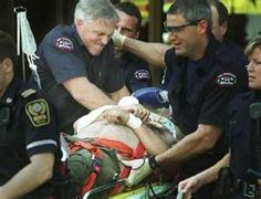 Thank you, Paramedics, for doing all you can.