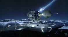 Alien Concept Art, Concept Art World, Oblivion Movie, Wasteland Warrior, Future Earth, Futuristic City, Futuristic Lighting, Planet Of The Apes, Aircraft Design