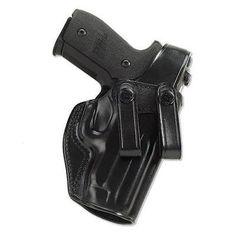 Galco SC2-286B Black RH Summer Comfort 2 Conceal Holster For Glock 26 27 33