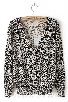 Shop Charming Hot Selling Long Sleeves Leopard Print Cardigan on sale at Tidestore with trendy design and good price. Come and find more fashion Cardigans here. Leopard Print Cardigan, Venus Swimwear, Latest Fashion For Women, Womens Fashion, Mix And Match Bikini, Cardigan Fashion, Cheap Dresses, Bathing Suits, Sportswear