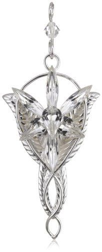 Lord Of The Rings Evenstar Replica Pendant - £37.42