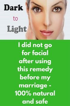 I did not go for facial after using this remedy before my marriage - 100% natural and safe Today I am writing in this post, three simple remedies to maintain your skin complexion and make it two to three shades lighter. You can choose any one of these remedies according to availability, all remedies are equally efficient and do this remedy for one month regularly, you will get the positive result. Remedy – …