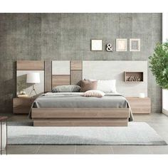 Best Bedroom Furniture Sets – My Life Spot Modern Luxury Bedroom, Modern Master Bedroom, Modern Bedroom Design, Master Bedroom Design, Luxurious Bedrooms, Home Bedroom, Modern Bed Designs, Bedroom Decor, Modern Beds