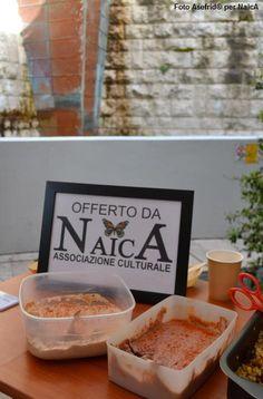 Buffet vegetale di inizio evento venerdì 23 maggio 2014 (www.associazionenaica.blogspot.it)