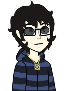 TOOK ME 50 MILLION YEARS BUT I FINNALY FOUND THE FANDOMSTUCK SPRITE FOR MARBLE HORNETS