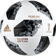 6e486a366bac adidas 2018 FIFA World Cup Russia Telstar Top Replique Soccer Ball Soccer  Games