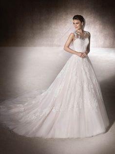 Vestidos de novia St. Patrick que te enamorarán por completo. ¿Cuál es tu favorito? Image: 25
