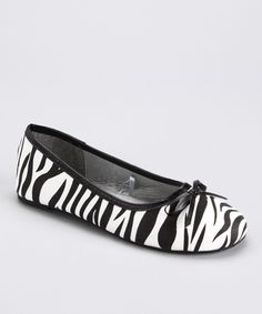 I SO want to get these for my daughter! Zebra Flats! Only $10.99! by Simply Petals