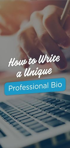 How to Write a Unique Professional Bio Writing A Bio, Writing Tips, About Me Template, About Me Page, Natural Garden, Private Practice, Chiropractic, What You Can Do, Helpful Tips