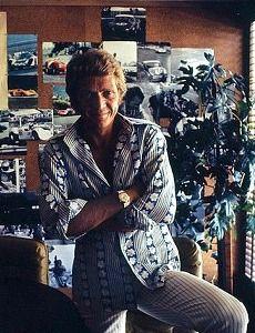 Steve McQueen   by Milton Greene, c1969