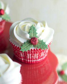 Cupcakes Navideño