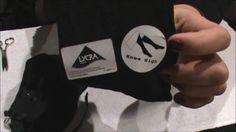 DIY: Como customizar unas Calzas o Calcetines